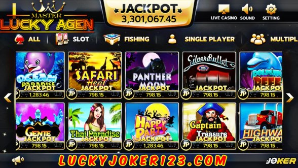 Game Judi Slot Online Android dan Iphone