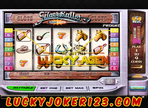 Game Judi Slot Silver Bullet Joker123