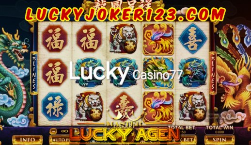 Slot Dragon Phoenix Online Slot Joker123