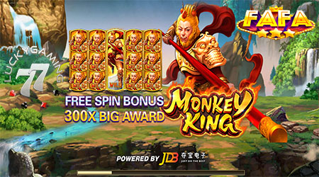 Slot Online Terkeren Monkey King Just Do the Best Fafaslot